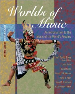 Worlds of music : an introduction to the music of …