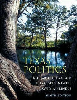 Texas Politics, 9th Edition