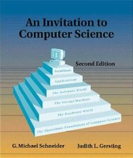 An Invitation to Computer Science: C++ Version