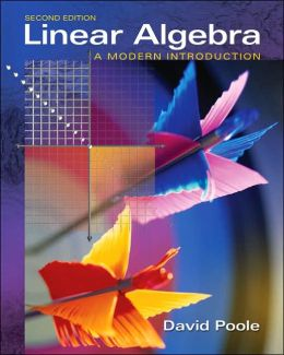 Linear Algebra: A Modern Introduction (with CD-ROM)