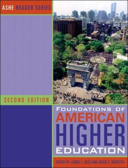 Foundations of American Higher Education
