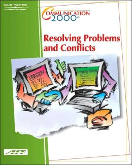 Communication 2000: Resolving Problems and Conflicts (with Learner Guide and CD Study Guide): Learner Guide/CD Study Guide Package