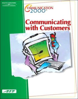 Communication 2000: Communicating with Customers (with Learner Guide and CD Study Guide)