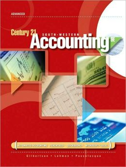 Century 21 Accounting: Advanced