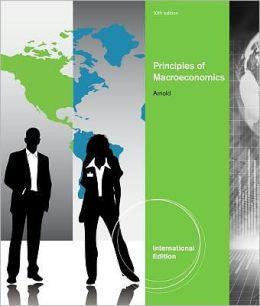 Principles of Macroeconomics. Roger A. Arnold
