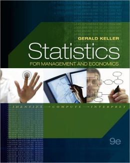 Statistics for Management and Economics (with Online Content Printed Access Card)