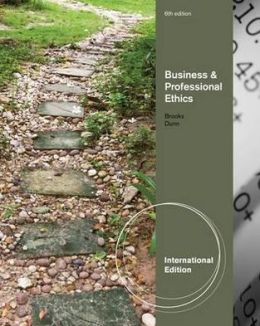 Business & Professional Ethics.