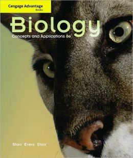 Cengage Advantage Books: Biology: Concepts and Applications