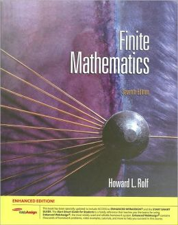 Finite Mathematics, Enhanced Edition, 7th Edition