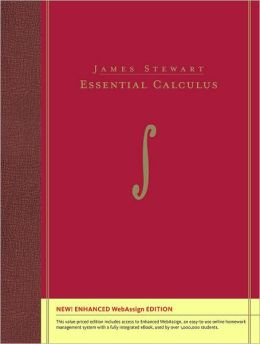 Essential Calculus, Enhanced Edition (with Enhanced WebAssign with eBook Printed Access Card for Multi Term Math and Science)