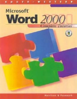 Microsoft Word 2000: Complete Tutorial