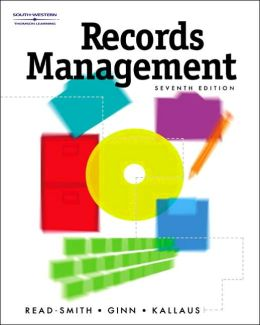 Records Management, Text/Disk Package