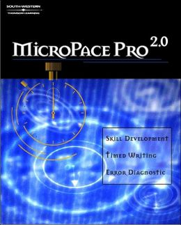 MicroPace 2.0 Individual License, College Keyboarding Word 2002