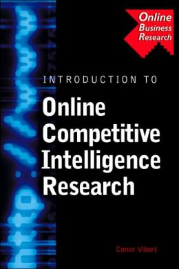 Introduction to Online Competitive Intelligence Research