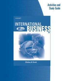 Workbook for Dlabay/Scott's International Business, 3rd