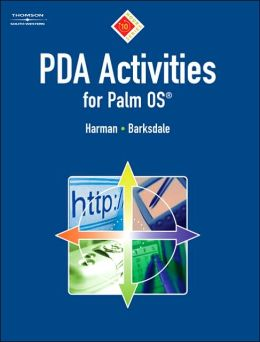 10-Hour Series: PDA Activities for PALM OS