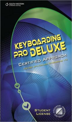 Keyboarding Pro Deluxe Certified Version 1.3, Lessons 1-120 (with Individual Site License User Guide)