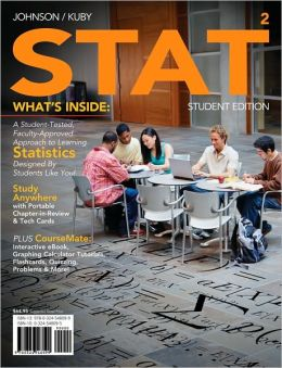 STAT 2 (with Review Cards and Statistics CourseMate Printed Access Card)