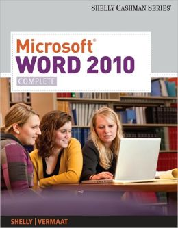 Microsoft Word 2010: Complete