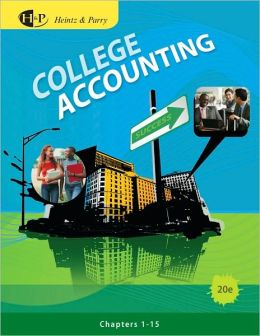 College Accounting: Chapters 1-15