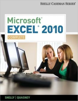 Microsoft Excel 2010: Complete