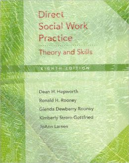 Direct Social Work Practice - With DVD