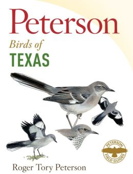 Peterson Field Guide to Birds of Texas (PagePerfect NOOK Book)