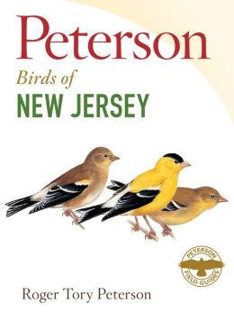 Peterson Field Guide to Birds of New Jersey (PagePerfect NOOK Book)