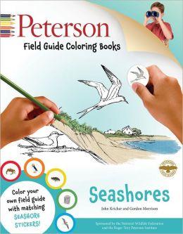 Peterson Field Guide Coloring Books: Seashores