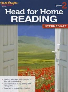 Head for Home Reading: Intermediate Workbook Grade 2
