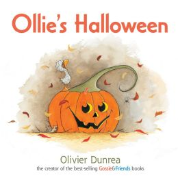 Ollie's Halloween Board Book