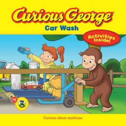 Curious George Car Wash (CGTV 8x8)