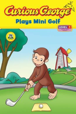 Curious George Plays Mini Golf (CGTV Read-aloud)