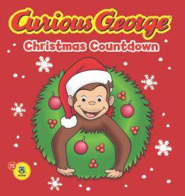Curious George Christmas Countdown (CGTV Read-aloud)