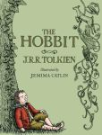 Book Cover Image. Title: The Hobbit:  Illustrated Edition, Author: J. R. R. Tolkien
