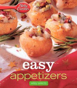 Betty Crocker Easy Appetizers: HMH Selects