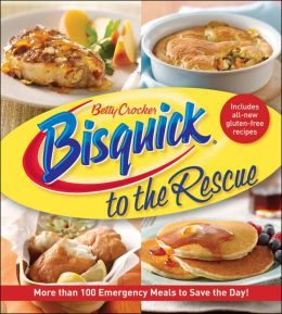 Betty Crocker Bisquick to the Rescue