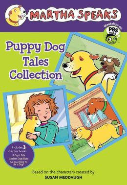 Martha Speaks: Puppy Dog Tales Collection