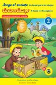 Book Cover Image. Title: Jorge el curioso Un hogar para las abejas/Curious George A Home for Honeybees (CGTV Early Reader), Author: H. A. Rey