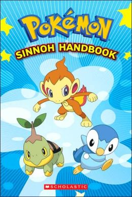 Pokemon: Sinnoh Handbook (Pokemon Series)