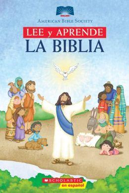 Lee y Aprende: La Biblia (Read and Learn Bible)
