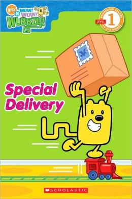 Special Delivery (Wow! Wow! Wubbzy! Series)
