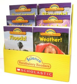 Science Vocabulary Readers: Wild Weather, Level 1: Weather!, Tornadoes!, Blizzards!, Hurricanes!, Floods!, Lightning!