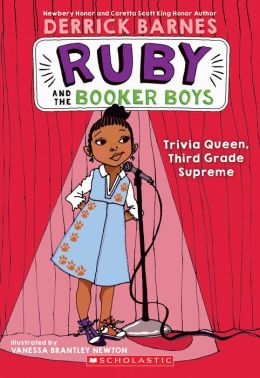 Ruby and the Booker Boys # 2: Trivia Queen, 3rd Grade Supreme