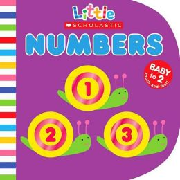Numbers (Little Scholastic Series)