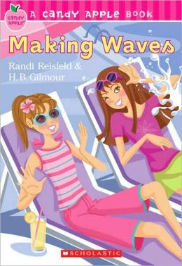 Making Waves (Candy Apple Series #10)