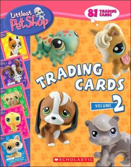Littlest Pet Shop Trading Cards: Volume 2