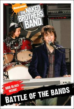 Battle of the Bands (Naked Brothes Band Series #2)