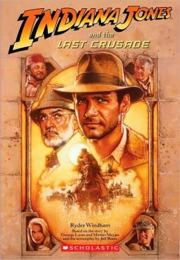 Indiana Jones: Last Crusade Novelization