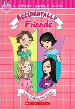Accidentally Friends (Candy Apple Series #20)